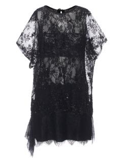 LOYD/FORD Pillowcase Sheer Black