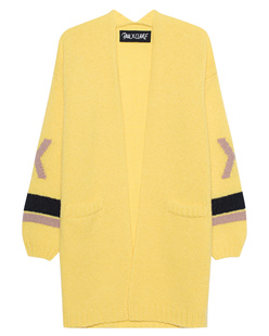 PAUL X CLAIRE Cardigan Bright Yellow