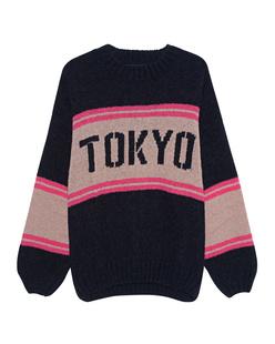 PAUL X CLAIRE Knit Tokyo Black