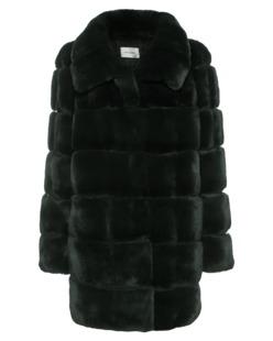 YVES SALOMON Exclusive Soft Leather Dark Green
