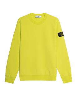 STONE ISLAND Logo Patch Neon Yellow