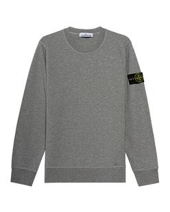 STONE ISLAND Logo Patch Light Grey