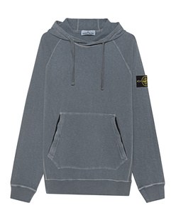 STONE ISLAND Dyed Logo Patch Anthracite