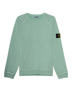 STONE ISLAND Dyed Logo Patch Green