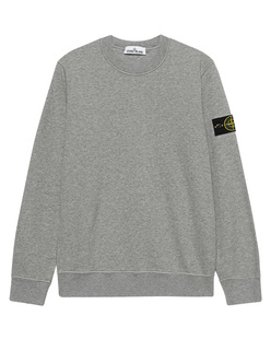 STONE ISLAND Clean Patch Grey Melange