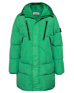 STONE ISLAND Dyed Crinkle Reps NY Green
