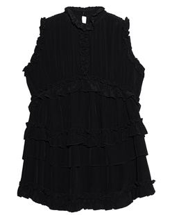 SLY 010 Silk Volant Black