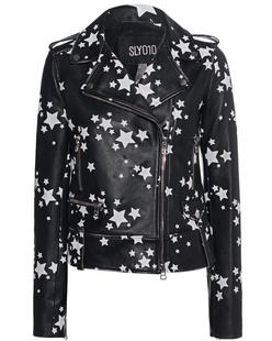 SLY 010 Stars Biker Black