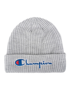 Champion Label Emblem Grey