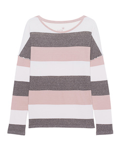 JUVIA Cash Mix Stripe Rose