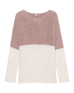 JUVIA Bubble Knit Cream Mauve