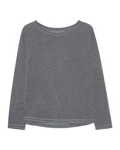 JUVIA Fleece Sweatshirt Graphit