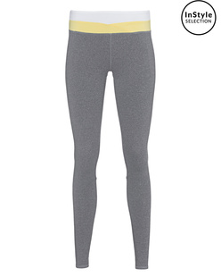 JUVIA Active Long Yellow Grey