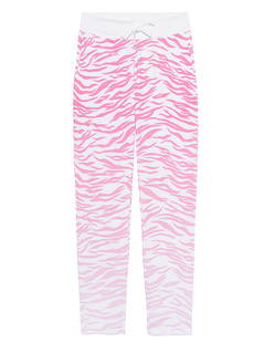JUVIA Zebra Sweater Bubblegum