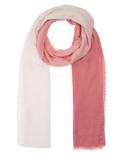 JUVIA Scarf Cream Terracotta