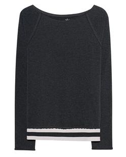 JUVIA Raglan Sweater Anthra