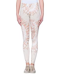 JUVIA Batik Leggings Khaki