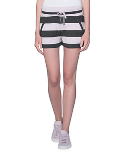 JUVIA Stripe Short Anthra Rose