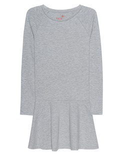 JUVIA Sweatdress Grey Melange