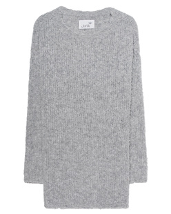 JUVIA Bubble Knit Light Grey
