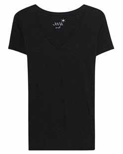 JUVIA V-Neck T-Shirt
