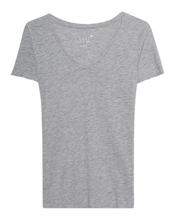 JUVIA V Neck Light Grey