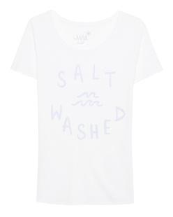 JUVIA Salt Washed White