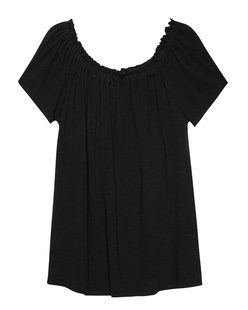 JUVIA Off Shoulder Basic Black