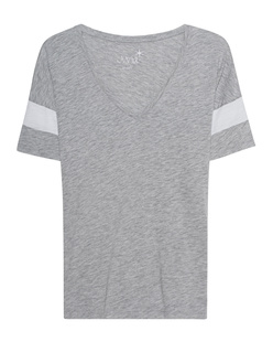 JUVIA Bold Stripe Light Grey