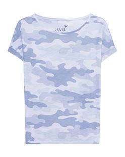 JUVIA Camouflage Light-Blue