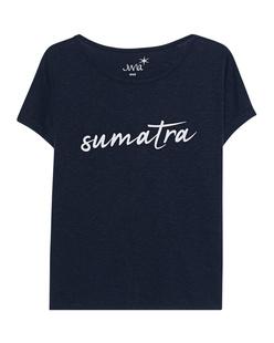 JUVIA Boxy Sumatra Dark Blue