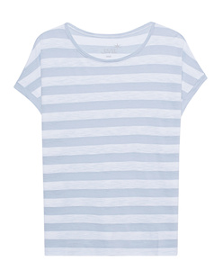 JUVIA Short Stripes Iceblue