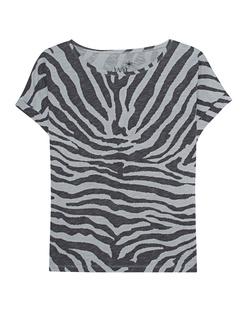 JUVIA Boxy Zebra Grey