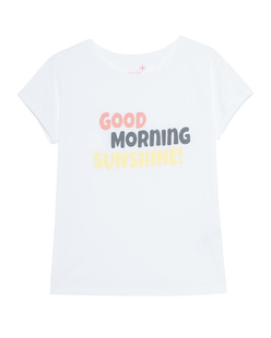 JUVIA Good Morning Sunshine White