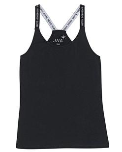 JUVIA Tanktop Elastic Black