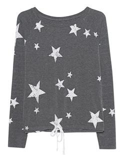 JUVIA Stars All Over Grey