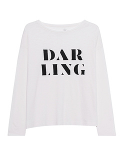 JUVIA Boxy Darling Ecru Off-White
