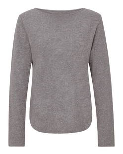 JUVIA Crew Neck Elephant Grey
