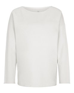 JUVIA Crewneck Oversize Chalk Off White