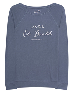 JUVIA St. Barth Lettering Cashmere Grey
