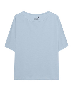 JUVIA Sweat Boxy Ice Blue