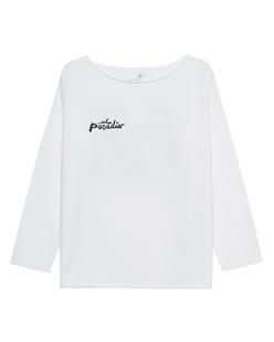 JUVIA El Paradiso Print White