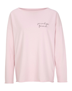 JUVIA Fleece Paradise Pale Pink