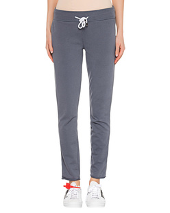 JUVIA Slim Sweatpants Blue