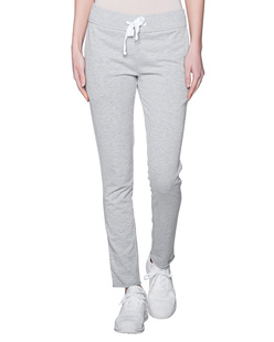 JUVIA Sweat Slim Fit Light Grey