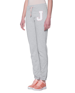 JUVIA Sweat J Embroidery Grey