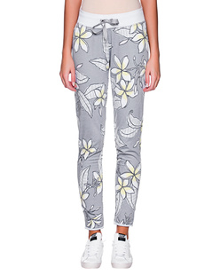 JUVIA Jogging Flower Print Grey
