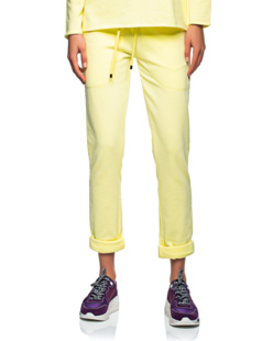 JUVIA Loose Fit Jogging Yellow