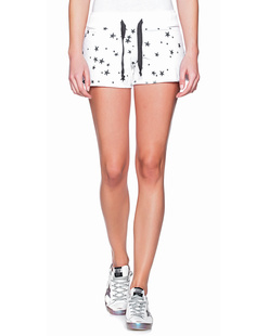 JUVIA Stars Short White