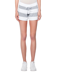JUVIA Short Striped Grey